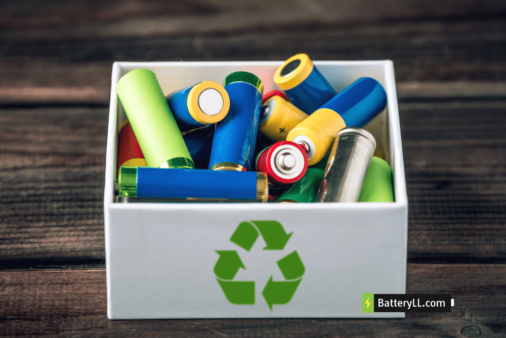 Nicad Battery Recycling In Home