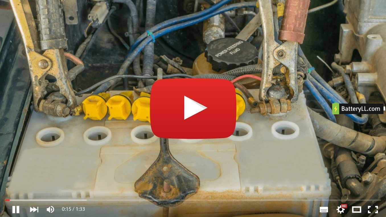 zc How To Recondition Old Dead Car Battery To Life xbcjhvxchv