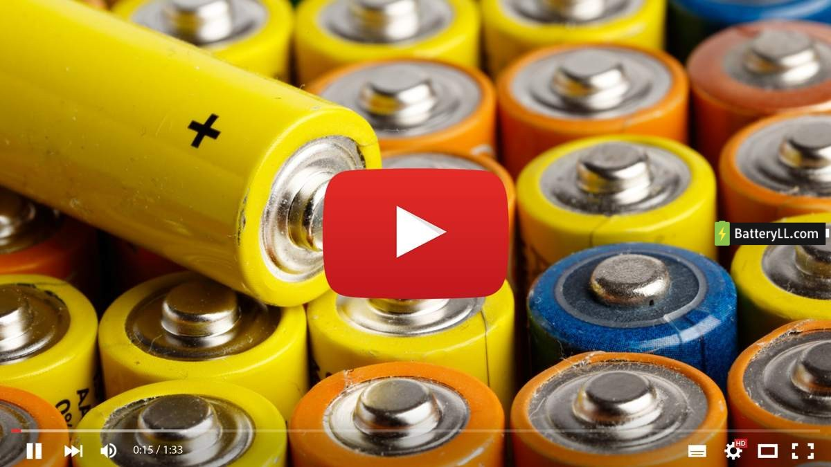 Recharging Aa And Aaa Size Battery In Home